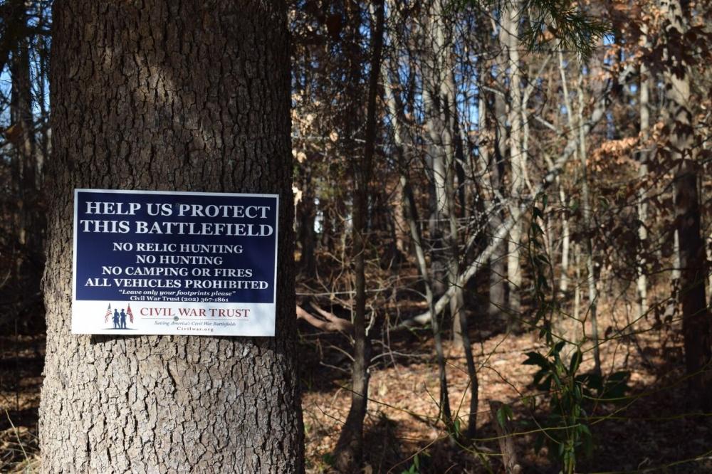 Williamsburg's Civil War battlefield